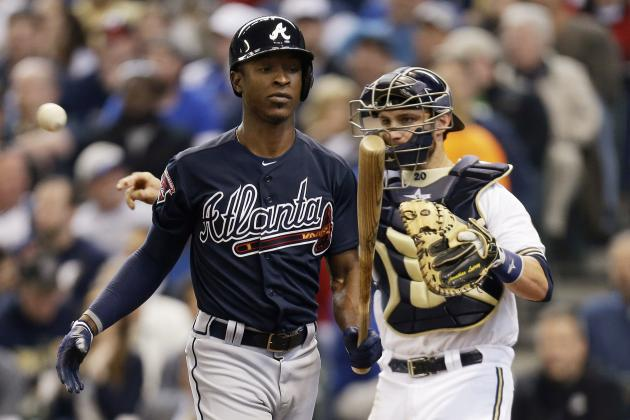 Familiar Themes Haunt Atlanta Braves Offense on Opening Day