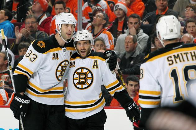 Patrice Bergeron Bringing Consistent Clutch Play to the Boston Bruins