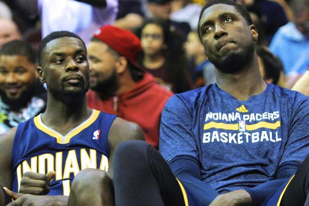 Roy Hibbert Rips into Indiana Pacers: 'Some Selfish Dudes in Here'