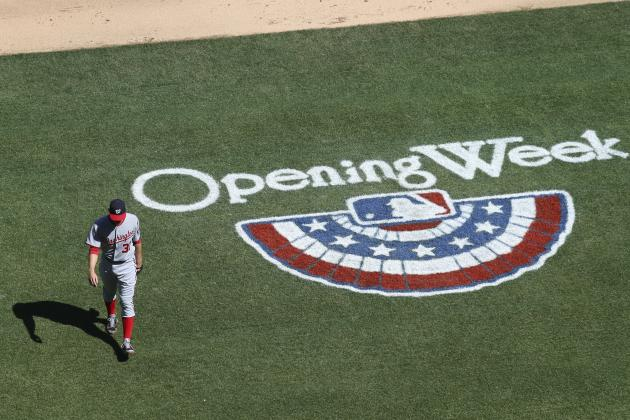 MLB Opening Day 2014: Final Scores and Twitter Reaction