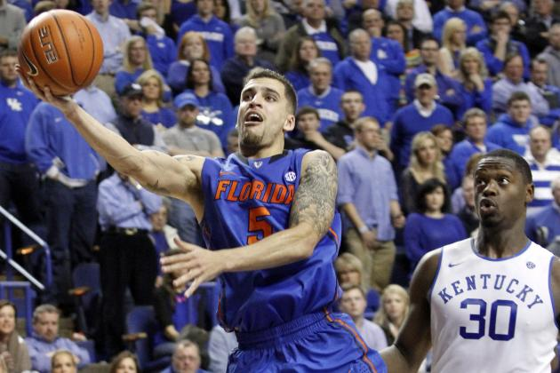 NCAA Tournament 2014: Florida's Scottie Wilbekin Is Key to Gators' Title Hopes