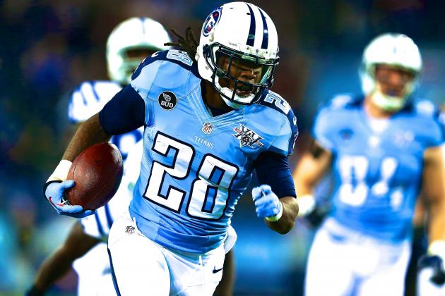 Chris Johnson Reportedly Receiving Interest from New York Jets