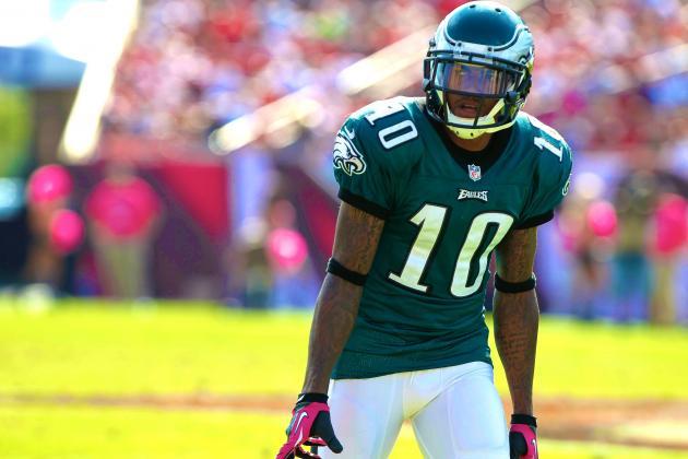 Washington Redskins Would Be Smart to Pass on DeSean Jackson