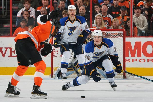 NHL Teams Are Blocking More Shots, and It May Not Really Matter