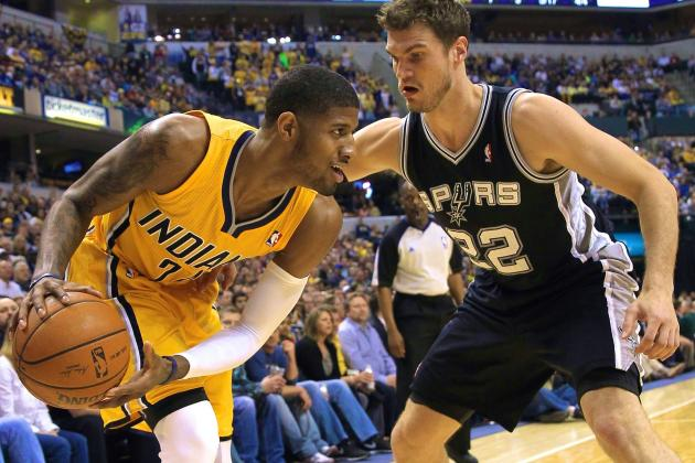 San Antonio Spurs vs. Indiana Pacers: Live Score and Analysis