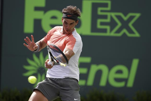 Rafael Nadal's Loss to Novak Djokovic at Sony Open Is Cause for Concern