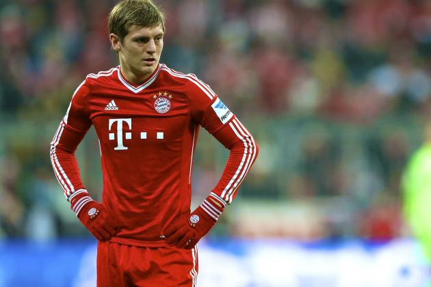 Toni Kroos Would Be Wise to Stay at Bayern Munich