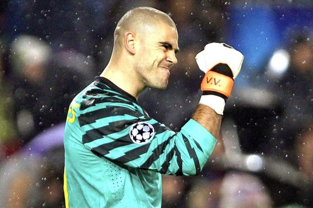 Victor Valdes Injury Won't Affect Transfer but Will End Barca, Spain Careers