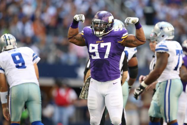 Will the Minnesota Vikings' New Defensive Line Be Among the NFL's Best?