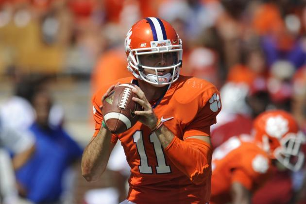 Clemson Football: Week 3 Spring Practice Stock Report