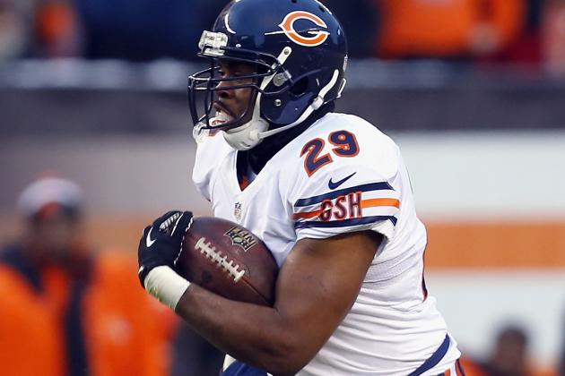 Report: Patriots to Meet with Michael Bush