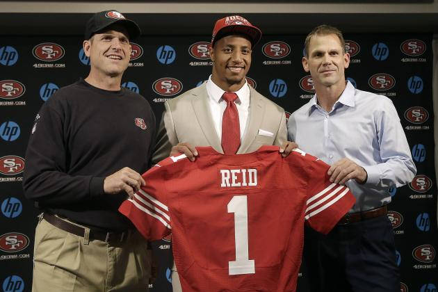 Why the San Francisco 49ers Absolutely Must Trade Up in the NFL Draft