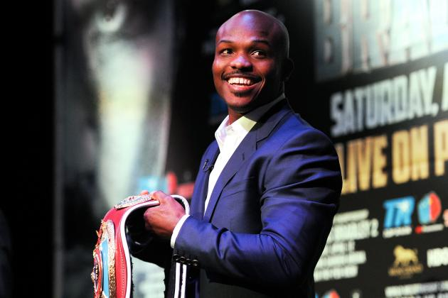 Timothy Bradley Out to Prove He Can Beat Manny Pacquiao