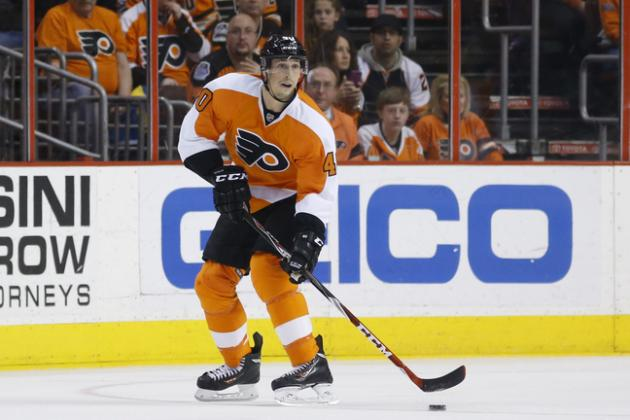 Why Vincent Lecavalier's Move to 4th Line Was Good for the Philadelphia Flyers