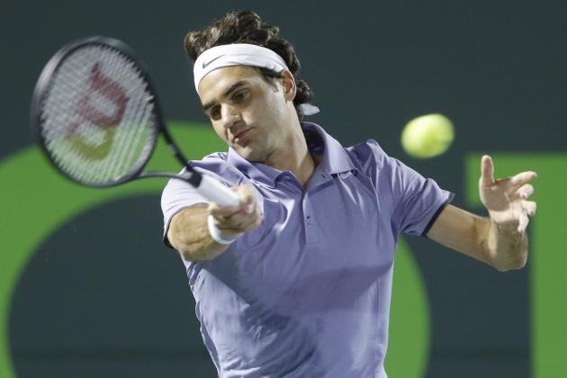 Roger Federer's Loss to Kei Nishikori at Sony Open Is Cause for Concern