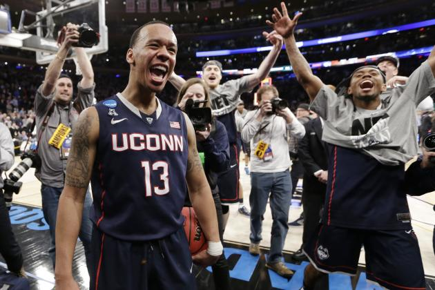 NCAA Bracket 2014: Updated Final Four Schedule and Stars to Watch