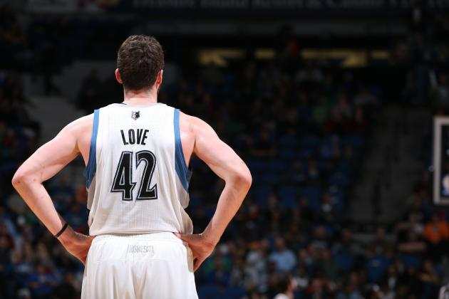 Will Minnesota Timberwolves Allow Kevin Love to Leave a Free Agent?