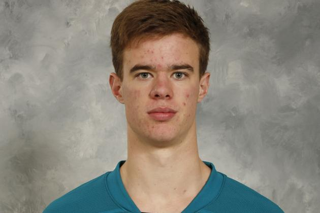 Sharks' 2013 First-Round Pick Mueller Sent to AHL Worcester