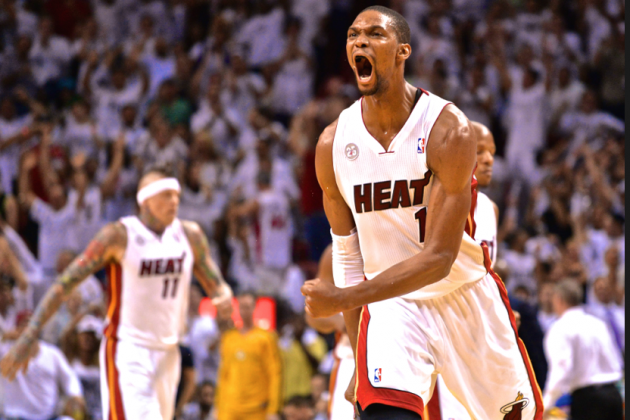 Miami Heat Stay Calm.... and Push Plummeting Pacers Aside Atop the East