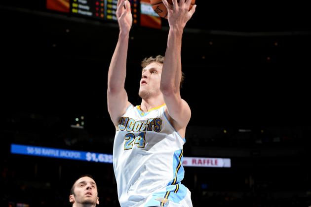 Randolph, Memphis Overcome Mozgov, Denver