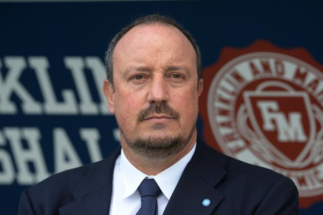 Rafael Benitez Slams Jose Mourinho in New 'Facts' Rant at Chelsea Boss