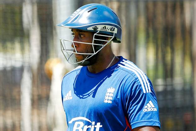 Carberry Slams Treatment by Giles and England Selectors