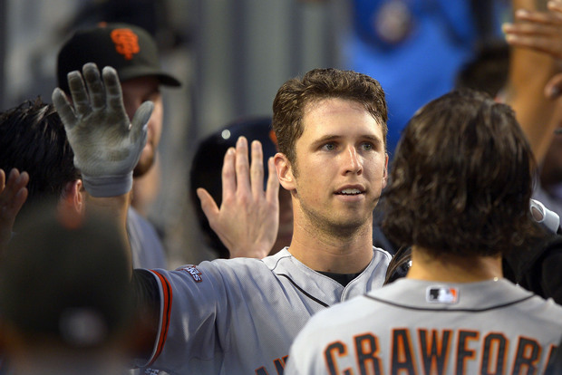 Can Buster Posey Power the Giants Offense to New Heights in 2014?