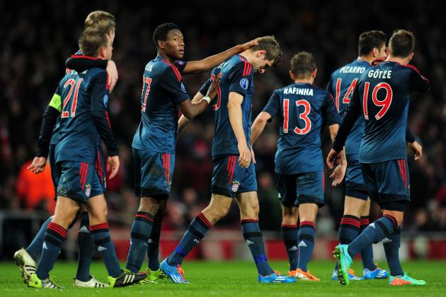 Daily Debate: How Do Manchester United Stop Bayern Munich in Champions League?