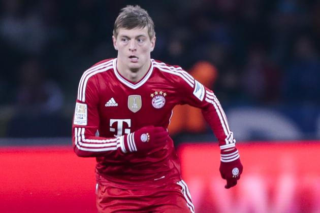 Man Utd Transfer News: Toni Kroos Won't Leave, Predicts Pep Guardiola