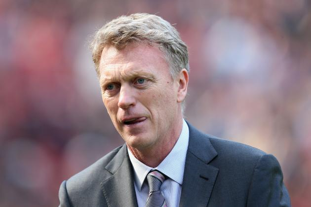 David Moyes' Future at Manchester United Is a Question of Time