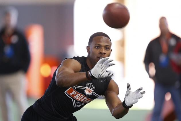 Saints' Need at CB Opens Trade Scenarios for 2014 NFL Draft