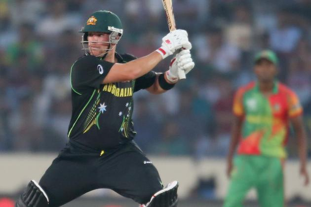 Bangladesh vs. Australia, World T20: Video Highlights, Scorecard, Report