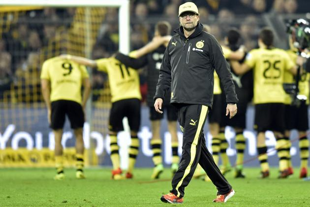 How Borussia Dortmund Will Line Up Against Real Madrid