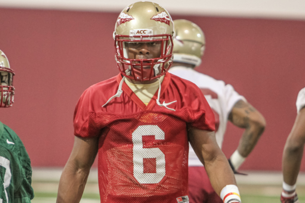 Florida State Football: RB Ryan Green to Miss Rest of Spring with Injury