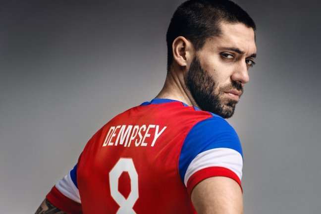 Nike Unveils 2014 Away Kit for U.S. National Soccer Team