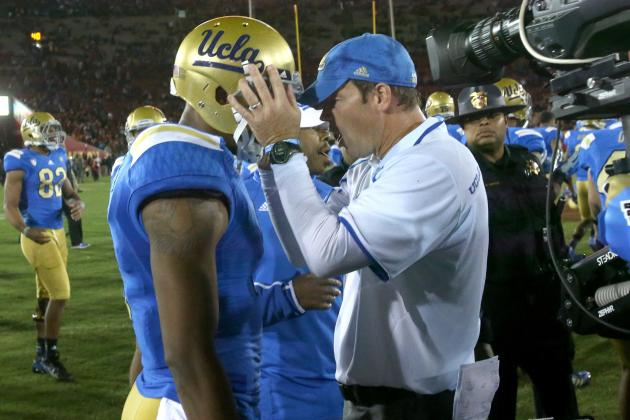 UCLA Football: Bruins Must Combine Toughness and Growth for Championship Goals