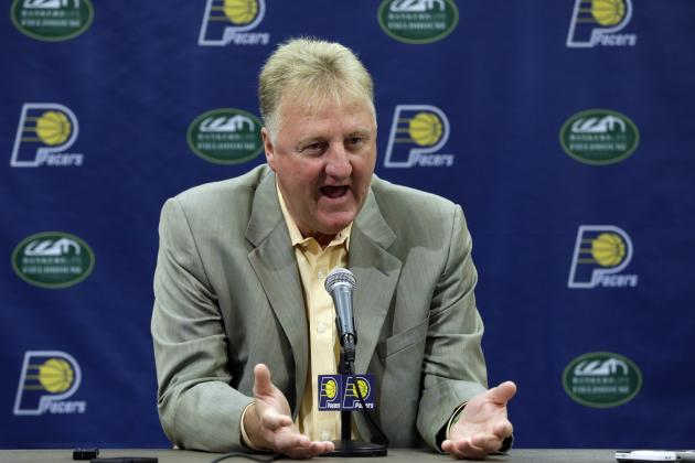 Did Larry Bird Ruin the Indiana Pacers' Best Shot at an NBA Title?