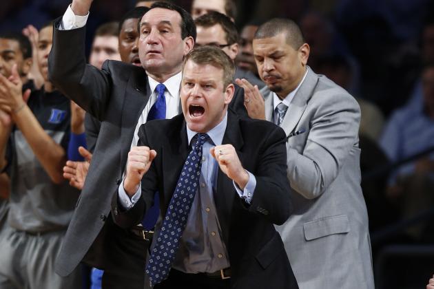 Report: Marquette Tabs Duke's Wojciechowski as HC