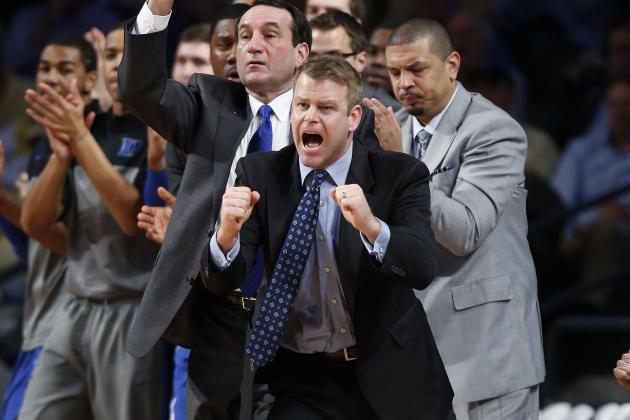 Report: Marquette Hires Duke Asst. Steve Wojciechowski as Coach