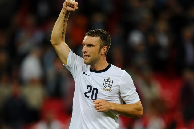 England Should Opt for Rickie Lambert over Andy Carroll in 2014 World Cup Squad