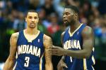 Report: Stephenson, Hill Clash on Pacers' Sideline