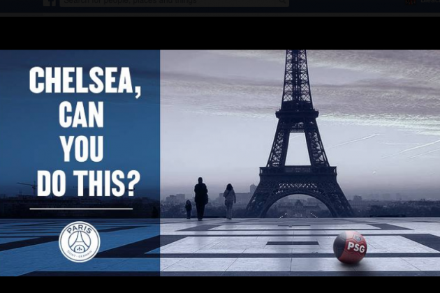 PSG, Chelsea Official Accounts Banter on Twitter and Facebook Before Big Match