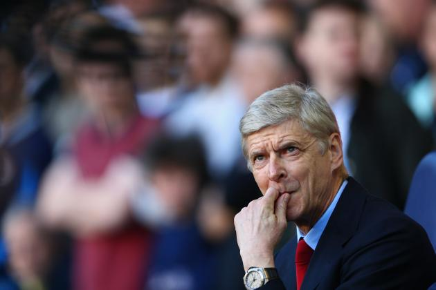 What Does Arsene Wenger's Future Hold If He Fails to Win a Trophy This Season?