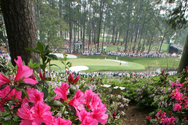 Debate: Who Is the Favorite to Win at Augusta?