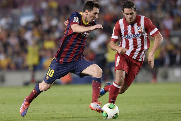 Barcelona vs. Atletico Madrid: Live Player Ratings for Both Teams