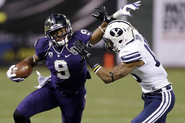 UW's Damore'ea Stringfellow Reportedly Will Be Charged with Misdemeanor Assault