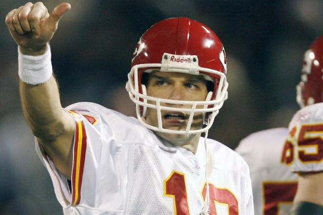 Former QB Trent Green Joins CBS Sports as NFL Game Analyst