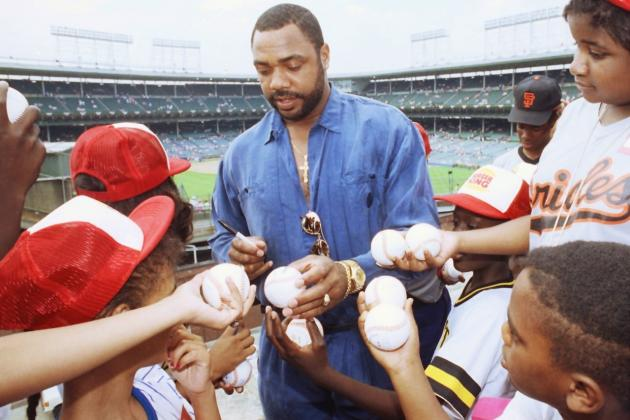 Dave Parker Fights Parkinson's and Makes Peace with His Baseball Past