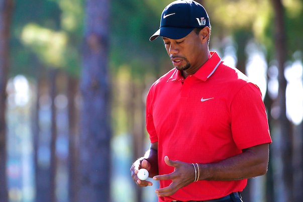 Tiger Woods Will Not Play at 2014 Masters Due to Back Injury