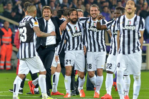 Lyon vs. Juventus: Date, Time, Live Stream, TV Info and Preview
